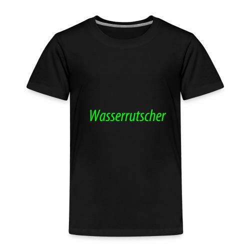 Wasserrutscher - Kinder Premium T-Shirt