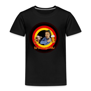 Get Germanized Looney - Kinder Premium T-Shirt
