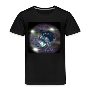 the Star Child - Kids' Premium T-Shirt
