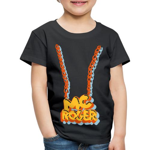 MC ROGER Bling Bling - Kinder Premium T-Shirt