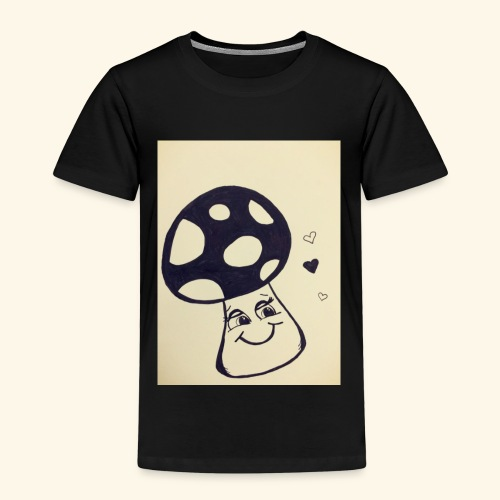 lovely champignon - T-shirt Premium Enfant