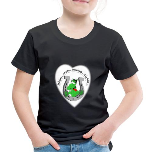 cheval comic FS - T-shirt Premium Enfant