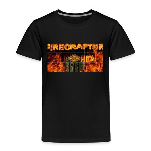 Firecrafterxhd merch - Kinder Premium T-Shirt