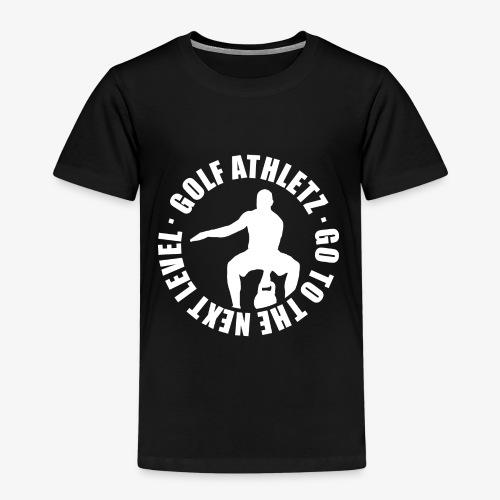 THE NEXT LEVEL - Kettlebell Trainings Sport Shirt - Kinder Premium T-Shirt