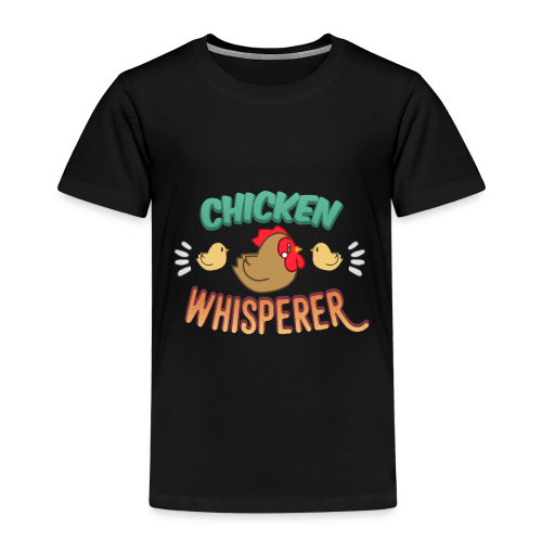 Chicken Whisperer - Kids' Premium T-Shirt