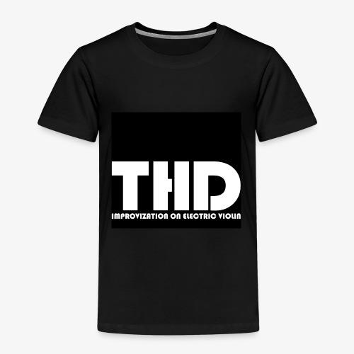 THREE DEUCES LOGO - Kinder Premium T-Shirt
