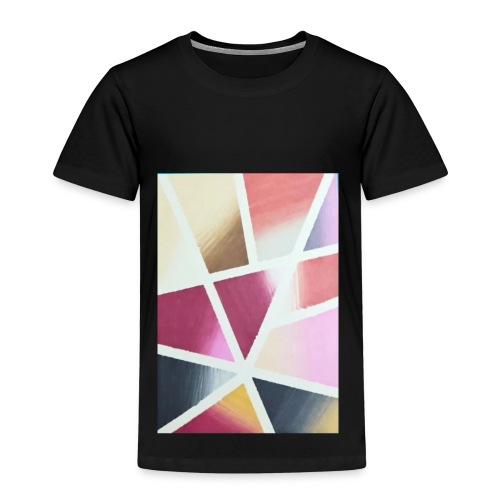Farbige Kunst - Kinder Premium T-Shirt