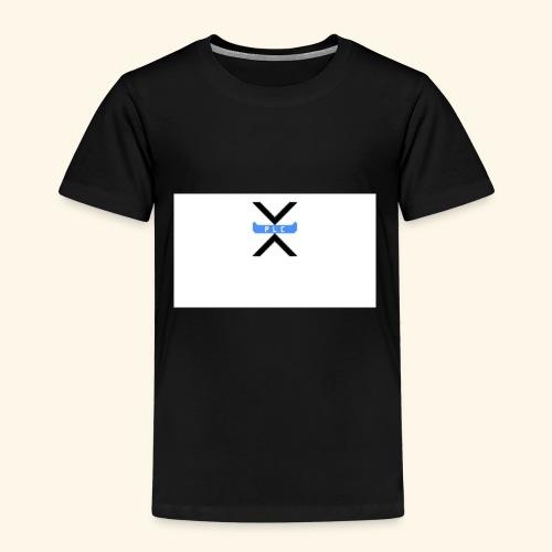 Brust Logo - Kinder Premium T-Shirt