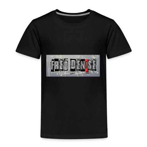 logo freddenise rectangle - T-shirt Premium Enfant