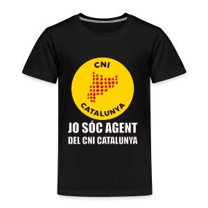 CNI CAT MERCHAND - Camiseta premium niño