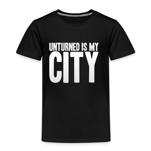 Unturned is my city - Kids' Premium T-Shirt
