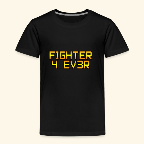 fighter 4 ev3r - T-shirt Premium Enfant