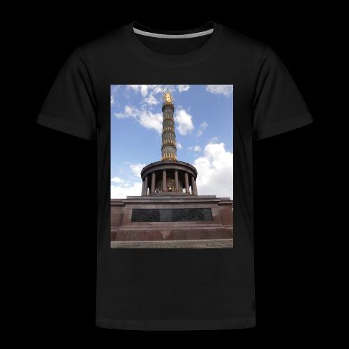 Die Siegessäule - Kinder Premium T-Shirt