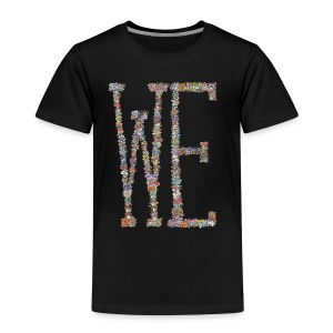 WE - Kinder Premium T-Shirt