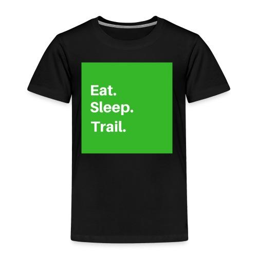 Eat.Sleep.Trail - T-shirt Premium Enfant