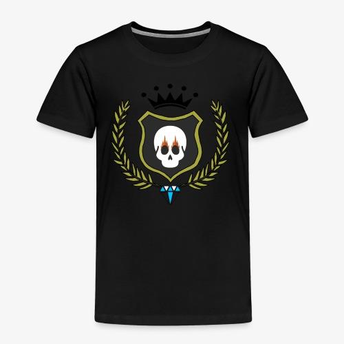 Skull Shield - Kids' Premium T-Shirt