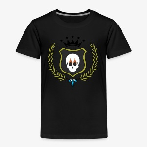 Skull Shield - Kids' Premium T-Shirt