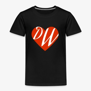 DW Love - Kids' Premium T-Shirt