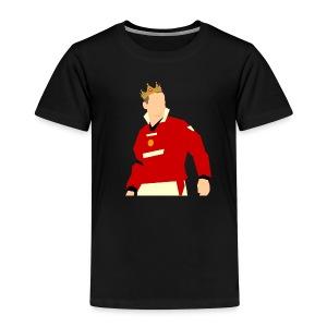 King Cantona - Kinderen Premium T-shirt