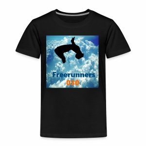 Freerunners030 - Kinderen Premium T-shirt