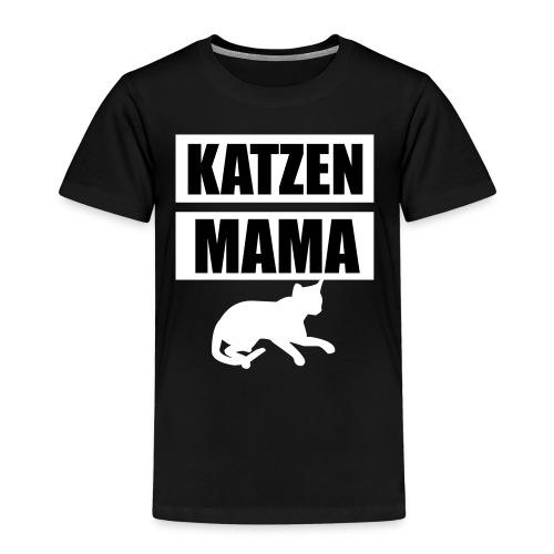 Katzen Mama - Cat Mother - Cat Mom - Katze - Kinder Premium T-Shirt
