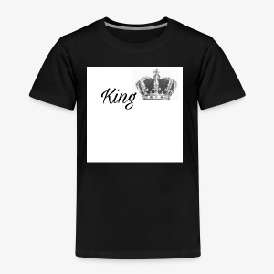 KING SHIRT👑😍 - Kinder Premium T-Shirt