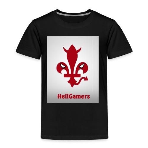 HELLGAMERS - T-shirt Premium Enfant