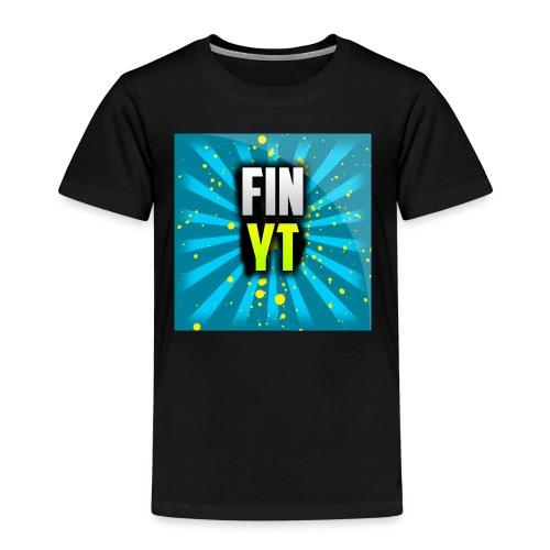 Uusi Youtube Logo - Lasten premium t-paita