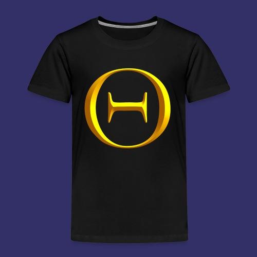 Θ - Kids' Premium T-Shirt
