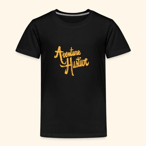 AventureHUstive - T-shirt Premium Enfant