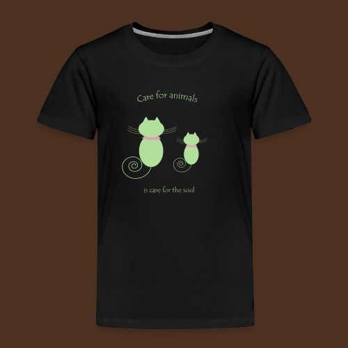 Animal care - Kids' Premium T-Shirt