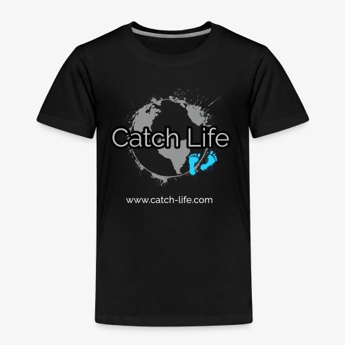 Catch Life Black - Kids' Premium T-Shirt