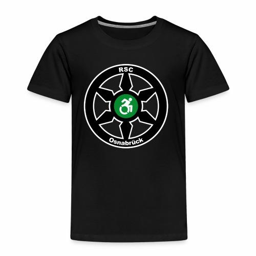 RSClogoRandweissDuenn - Kinder Premium T-Shirt