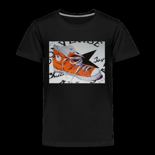 Schuhe - Kinder Premium T-Shirt