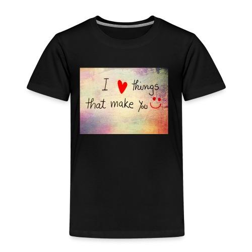 liefdes t-shirts - Kinderen Premium T-shirt
