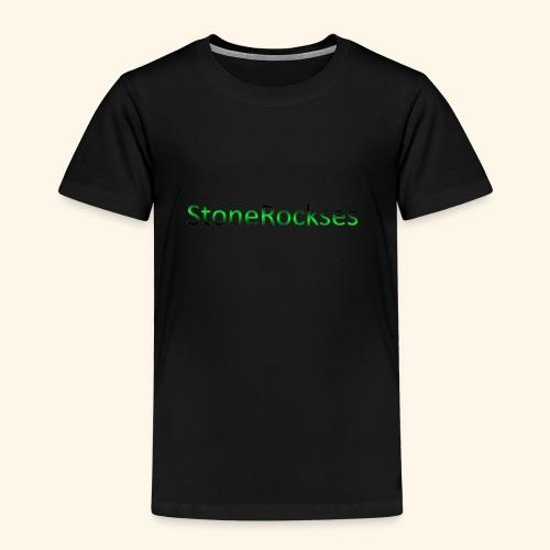 StoneRockses - Premium T-skjorte for barn