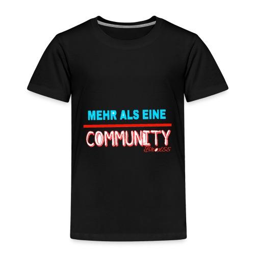 Meher als eine community - Kinder Premium T-Shirt