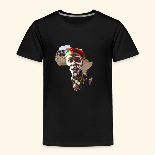 Xhosa Afrika - Kinder Premium T-Shirt