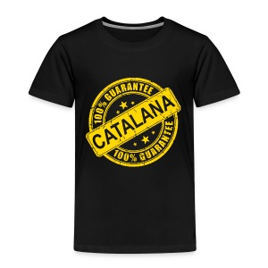 100% Guarantee Catalana - T-shirt Premium Enfant