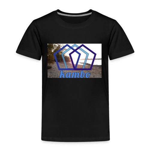 King Kambo Beach - Kinder Premium T-Shirt
