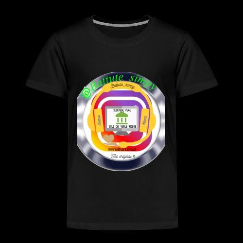 Logo of battutesimpy - Maglietta Premium per bambini