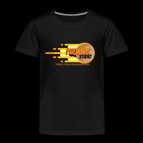 PhuntecStudio Logo - Kids' Premium T-Shirt