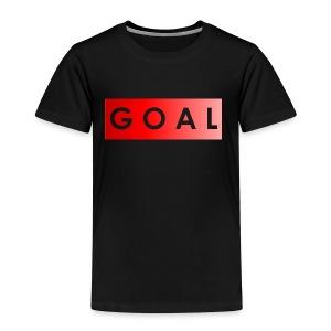 strong far nation - the Goal - Kinder Premium T-Shirt