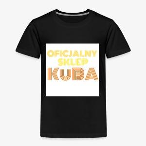 KuBA - JESTEM FANEM I NOSZĘ TO Z DUMĄ - Koszulka dziecięca Premium