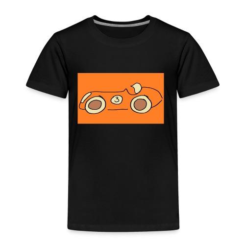racer 3 - Premium T-skjorte for barn