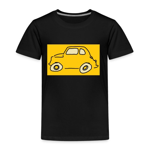 f 500 - Premium T-skjorte for barn