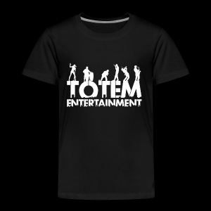 TOTEM Entertainment Logo - Kids' Premium T-Shirt