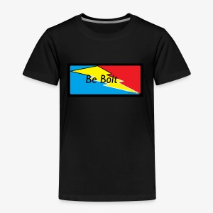Be Bolt - Kinderen Premium T-shirt