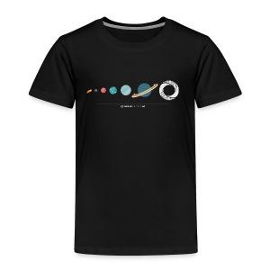 Champion's Night - Planet System - Kinder Premium T-Shirt