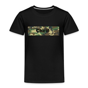 Cheif barn kläder - Premium-T-shirt barn